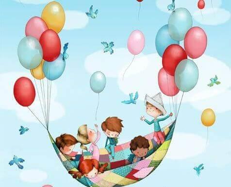 Niezależne dzieci to szczęśliwe dzieci.