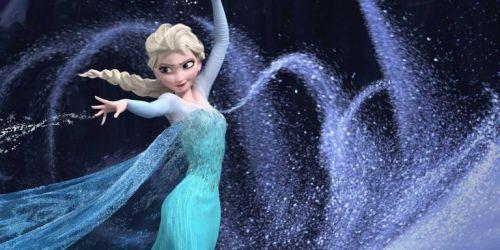 Elsa Kraina Lodu Disneya