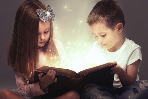 Baśnie najlepszy sposób nauki dzieci
