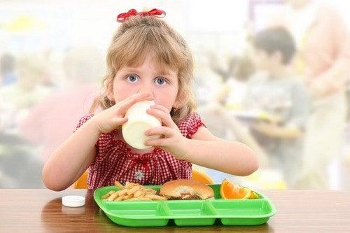 Zła dieta dzieci - jakie może nieść poważne konsekwencje?