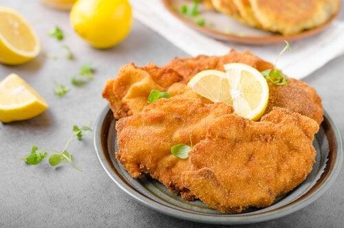 15-minutowy obiad pyszne filety z kurczaka