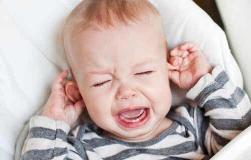 Infekcja ucha u Twojego malucha - jak jej uniknąć?