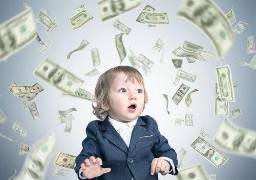 Syndrom bogatego dziecka - co to takiego i jakie są jego objawy?