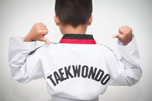 Taekwondo: liczne korzyści, jakie daje dzieciom