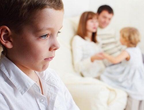 Zazdrość u dzieci - rodzeństwo powodem zazdrości