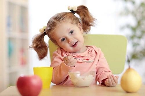 Układ odpornościowy u dzieci – produkty, które go wzmacniają