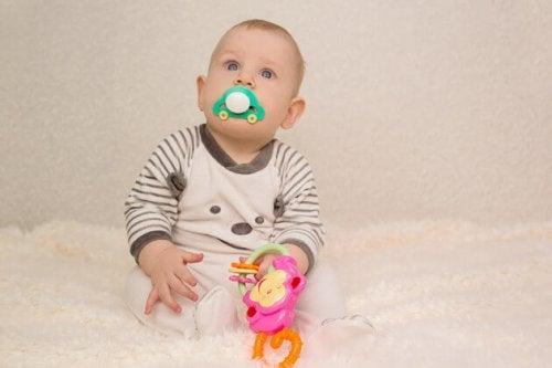 Najlepszy smoczek dla niemowlęcia