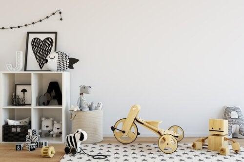 Porady jak urządzić pokój dziecka według metody Montessori