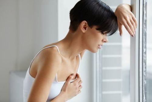 Tkliwość i ból piersi