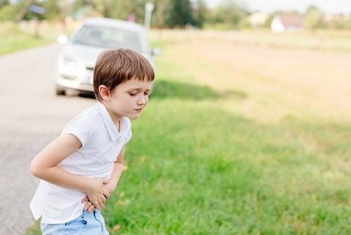 Choroba lokomocyjna u dzieci - w jaki sposób zaradzić?