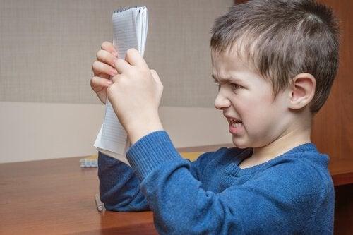 Złość u dziecka: jak sobie z nią poradzić?