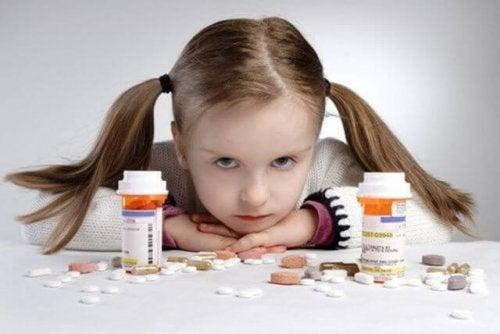 Leki należy trzymać poza zasięgiem dzieci