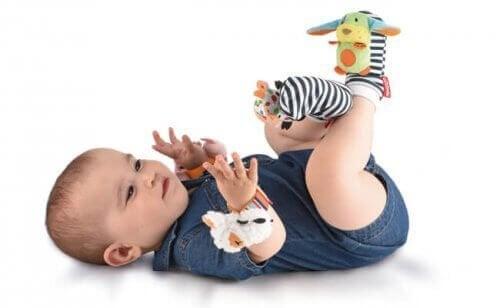 Zabawki dla noworodków - maskotki