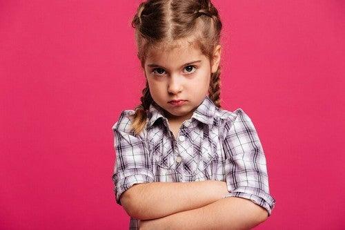 Rozzłoszczone dziecko - 5 sposobów jak z nim rozmawiać