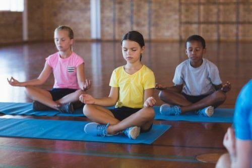 Medytacja w klasie: same korzyści!