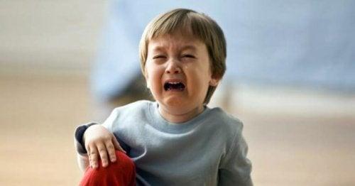 Napad złości - oznaki, że Twoje dziecko będzie go mieć