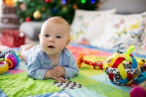 Mata edukacyjna dla niemowląt i jej zalety