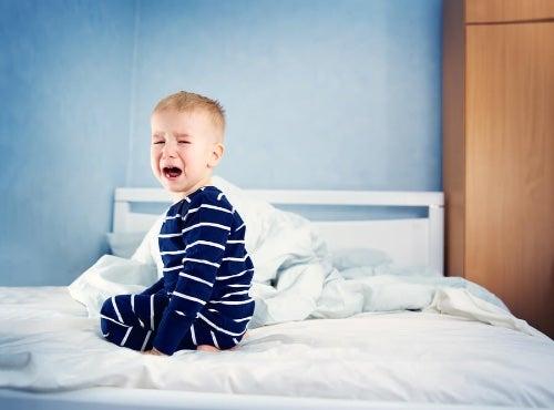 Czy Twoje dziecko śpi wystarczająco dużo?
