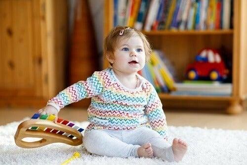 Zabawki muzyczne dla dzieci i ich zalety