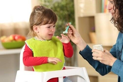 Dziecko nie chce jeść – co możesz zrobić?