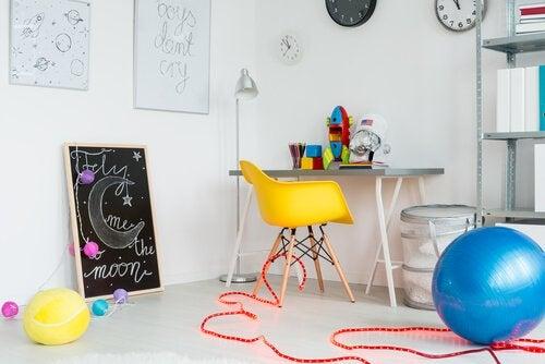 Pokój zabaw dla dziecka