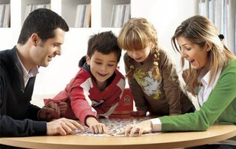 Poświęcaj dziecku czas i uwagę, róbcie dużo rzeczy wspólnie.