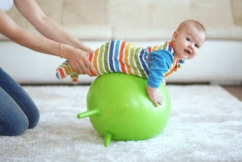 Pilates dla niemowlaków
