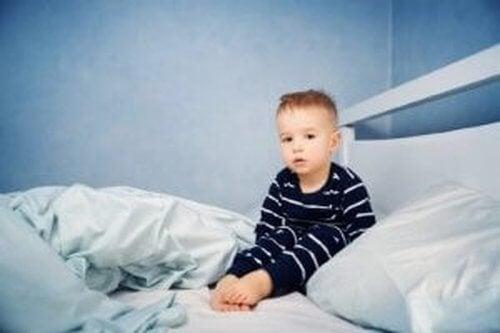 Zaburzenia snu u dzieci: najczęściej występujące typy