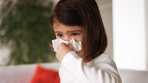 Przeziębienie u dziecka: jak skutecznie mu zaradzić?
