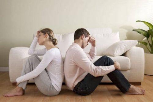 jak przestać kłócić się z partnerem
