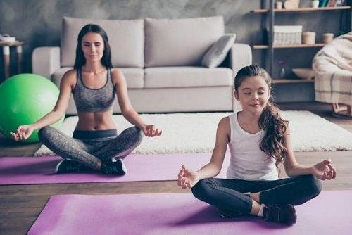 Ćwiczenia oddechowe dla dzieci: przydatne wskazówki