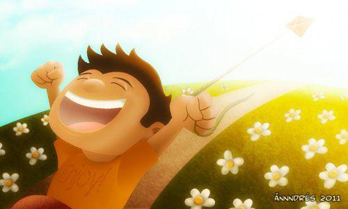Szczęście: 7 porad, by nauczyć dziecko być szczęśliwym