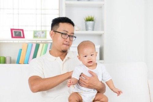 Choroba refluksowa przełyku u niemowląt