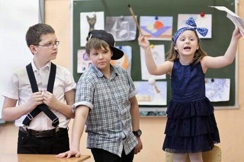 Emocje w klasie - jak sobie z nimi radzić