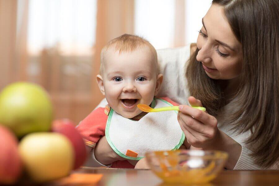 Dziecko je - smakowite przepisy dla dzieci