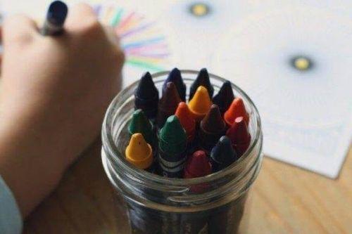 Kolory na rysunkach dziecka: jak je interpretować?