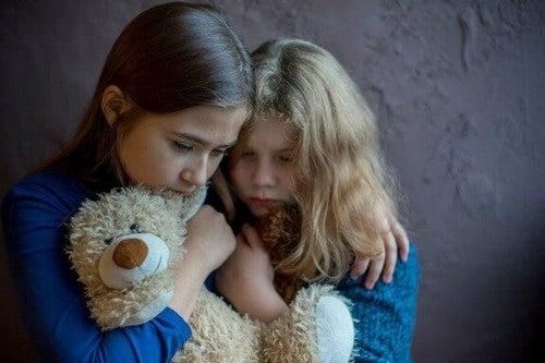 Wpływ przemocy domowej na dzieci, a także na innych członków rodziny