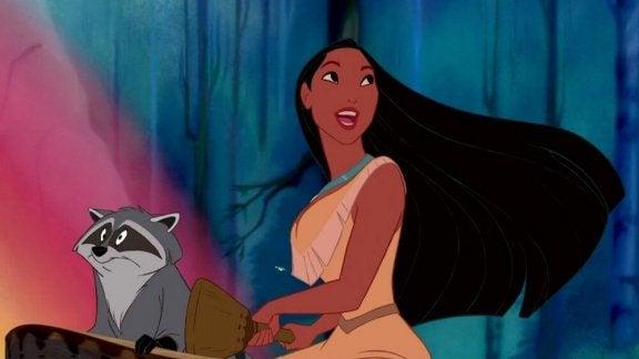 Pocahontas i szop - powiedzenia z filmów Disneya