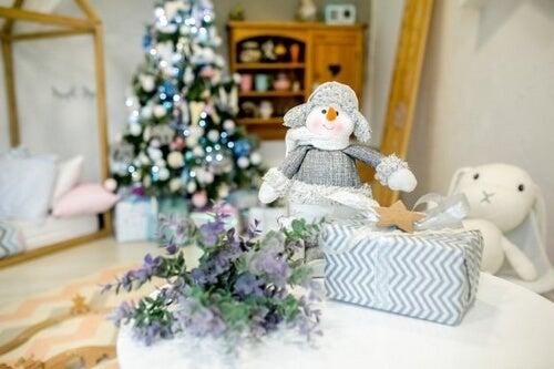 Dekorowanie pokoju dziecka na Boże Narodzenie