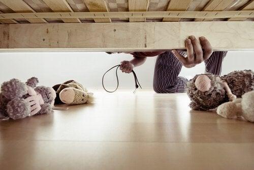 Wpływ przemocy domowej na dzieci