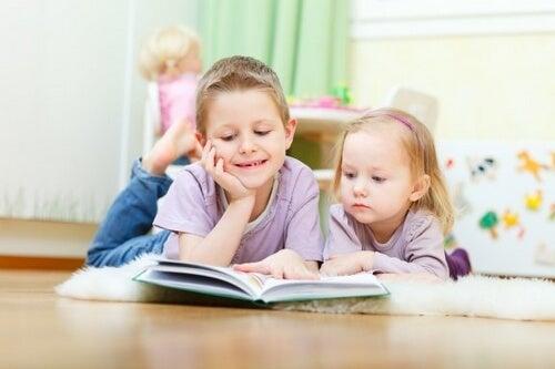 Posiadanie rodzeństwa a życie towarzyskie dzieci