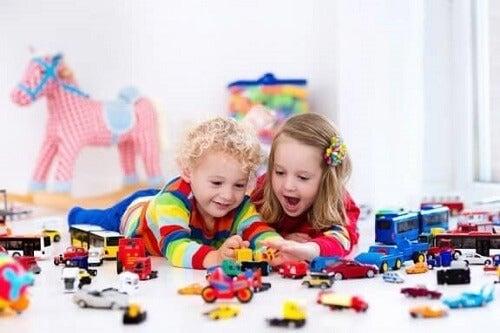 Zbiory z dzieciństwa: cztery najbardziej typowe ich przykłady