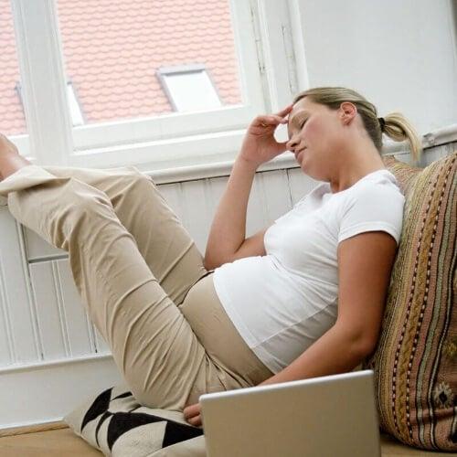 Krwawienie towarzyszące zagnieżdżaniu się zarodka niekoniecznie wystąpi przy każdej ciąży.