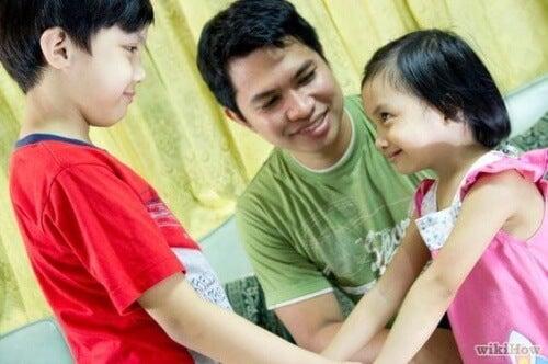 Wsparcie rodziny jest dla dziecka ogromnie ważne.
