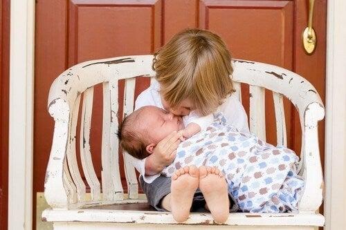 Szczęśliwe rodzeństwo