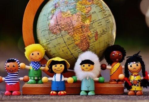 Uczyć dziecko szanowania różnorodności: jak tego dokonać?