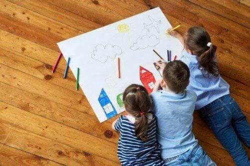 Stymulacja kreatywności dziecka poprzez rysowanie - poznaj jej zalety!