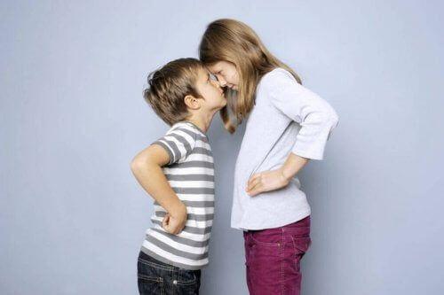 Rywalizacja między rodzeństwem