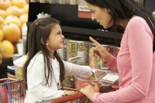 Dlaczego nie można dawać dziecku wszystkiego, czego chce