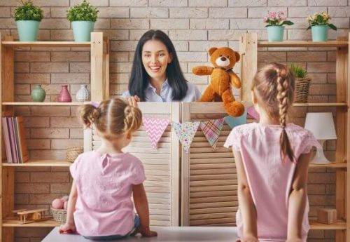 Zajęcia dla dzieci w domu